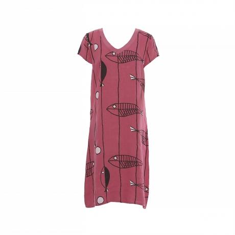 18.Marisol linane kleit Kala roosa11100295M eest.jpg