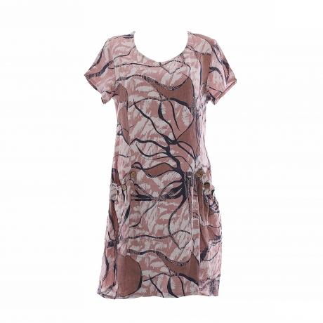 3.Marisol linane kleit nööpidega roosa11100326SM eest.jpg