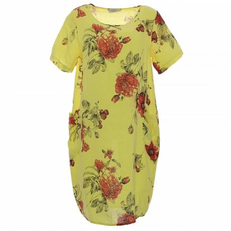 32.Marisol linane kleit Lily kollane 11100994L.jpg