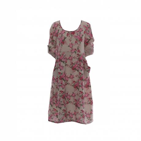 34.Marisol linane kleit Rose beez11100330M eest.jpg