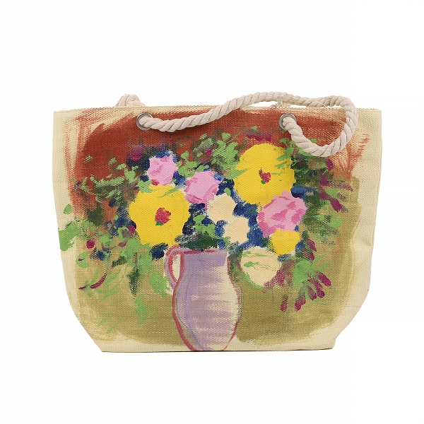 "Rannakott ""Flowers "" lukuga"