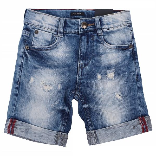 Poiste lühikesed teksapüksid