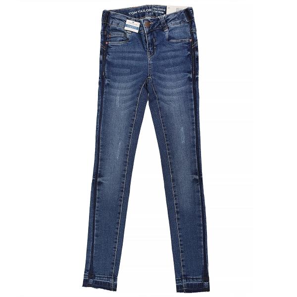 Tüdrukute teksapüksid