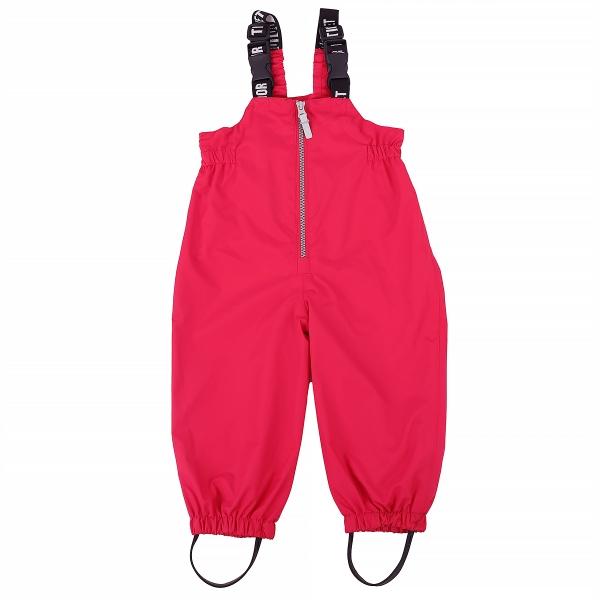 Tüdrukute traksidega kevad/sügis püksid