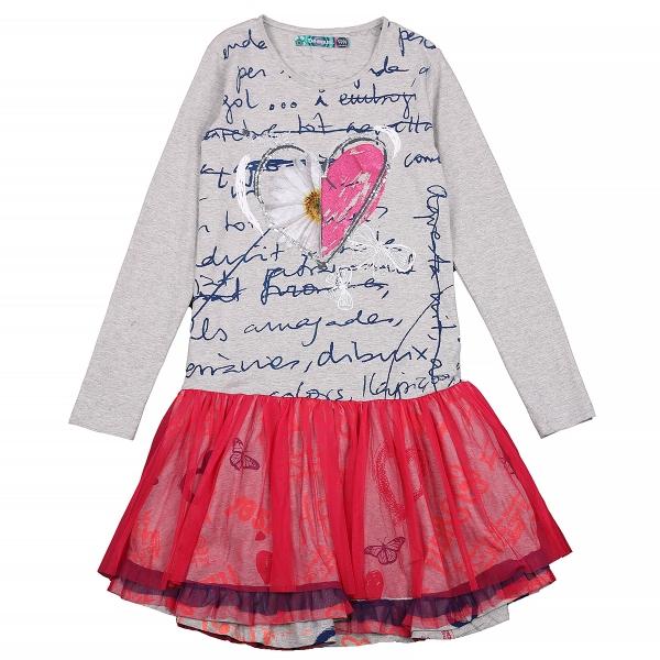 Tüdrukute kleit E