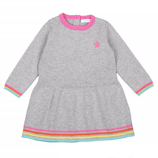Tüdrukute kootud kleit E