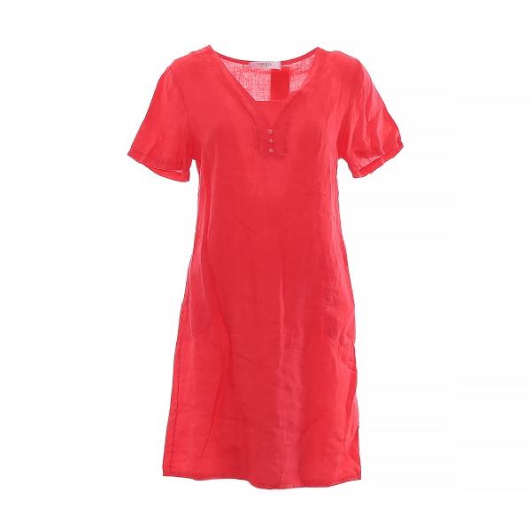 """Marisol linane kleit """"Niina"""" punane"""