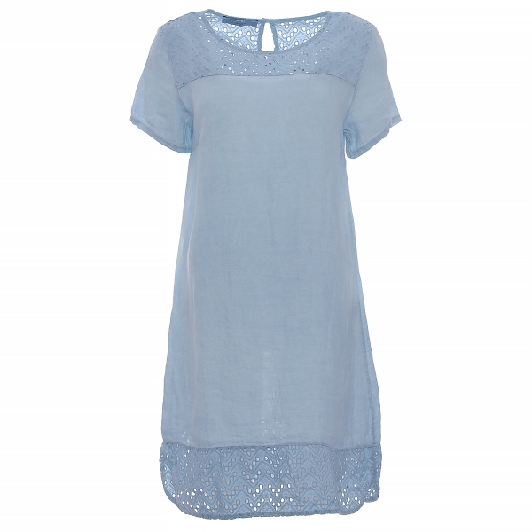 "Marisol linane kleit ""Vintage"" sinine"