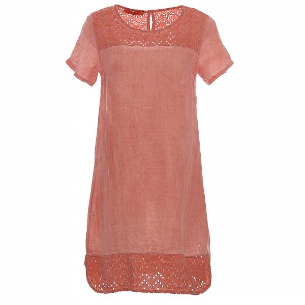 "Marisol linane kleit ""Vintage"" roosa"