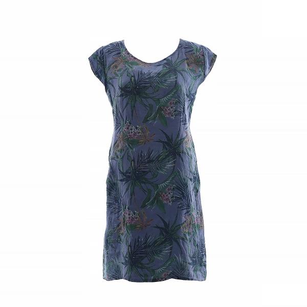 "Linane kleit ""Lino"" sinine"
