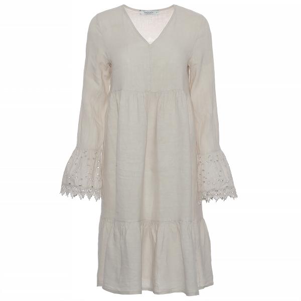 "Marisol linane kleit ""Klara"" beež"