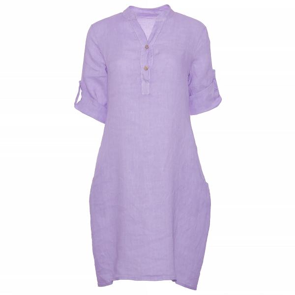 "Marisol linane kleit ""Jade"" lilla"