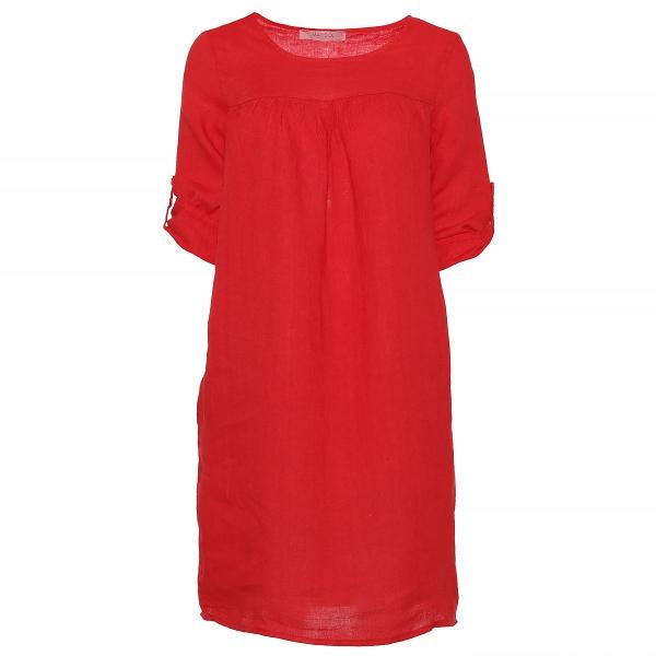 """Marisol linane kleit """"Lana"""" punane"""