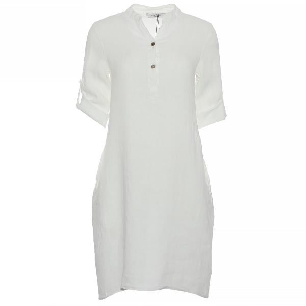 """Marisol linane kleit """"Jade"""" valge"""